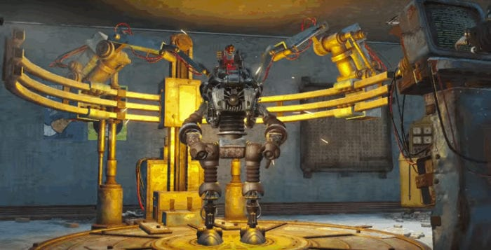 Fallout 4 Automatron How To Get Robot Mods