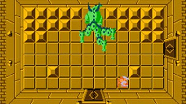 Zelda bosses Gleeok