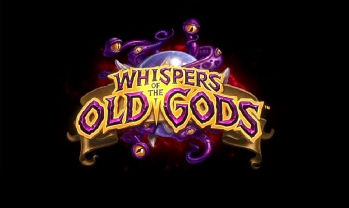 hearthstone whipser of the old gods