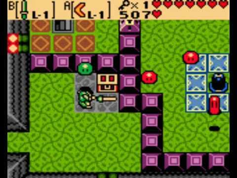 Zelda, Dungeon, Dancing Dragon, Oracle of Seasons