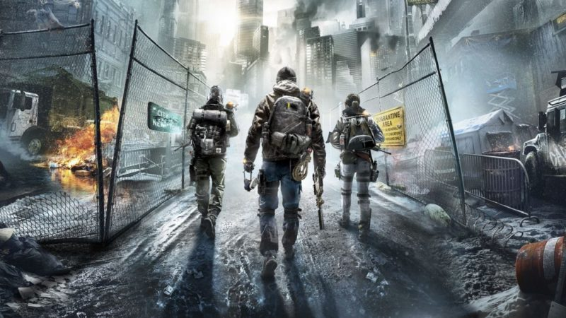 The Division, trade, friends, gear, feature, update