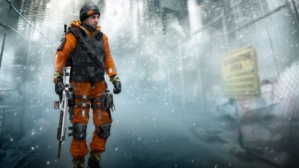 Division, PlayStation, Hazmat, Suit, Gear, DLC, redeem, Rewards Claim Vendor