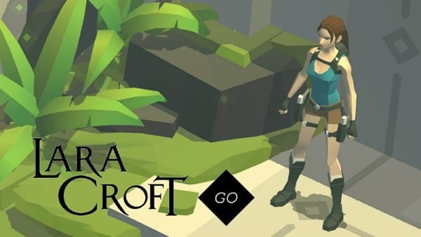 lara croft go games at work
