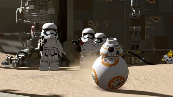 lego star wars the force awakens bb 8