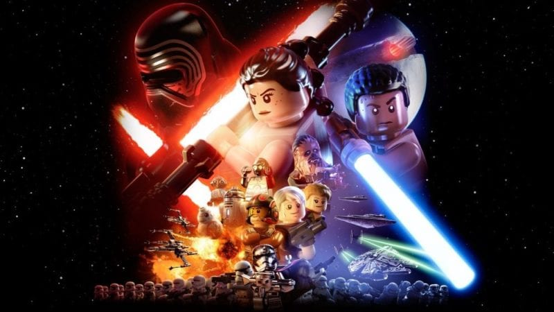 Lego Star Wars: The Force Awakens Gets Gamestop Exclusive Character DLC