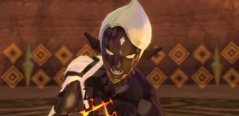 Zelda Bosses Ghirahim
