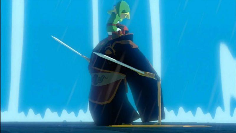 Zelda bosses Ganon