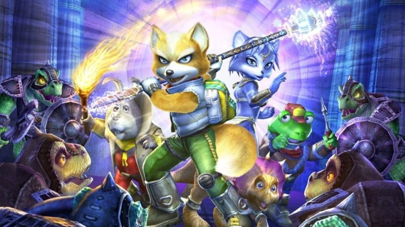 Star Fox Adventure