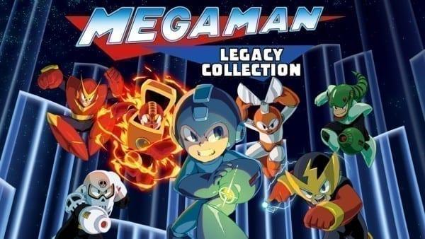 Sony Capcom Flash Sale - Megaman Collection