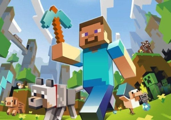 minecraft, Xbox One, best, highest, scored, rated, games