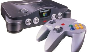 nintendo 64 best selling consoles
