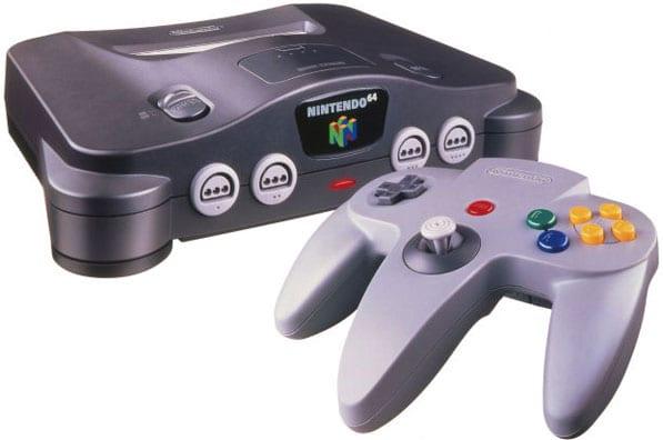 nintendo 64 best selling consoles