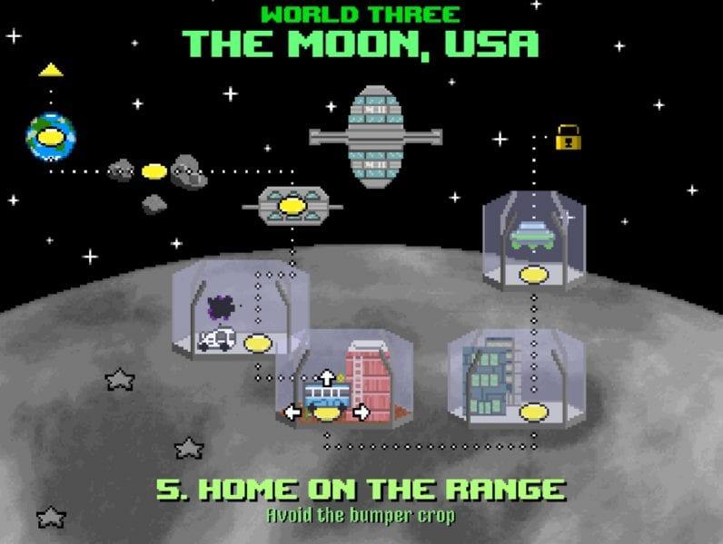 omnibus the moon