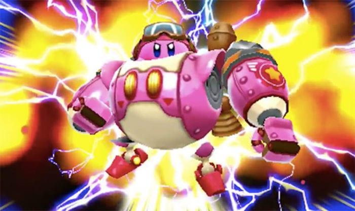 Kirby, Planet Robobot, Mech, 3DS