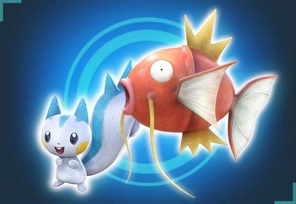 pokken_tournament_support_pokemon_pachirisu_magikarp