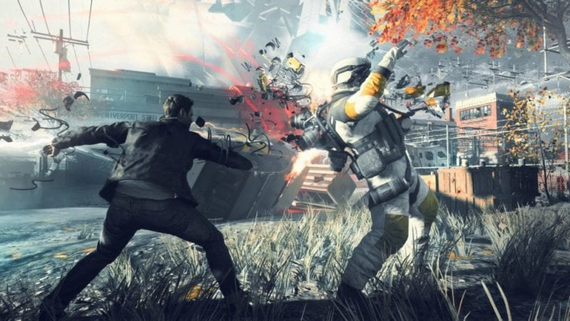 quantum break combat