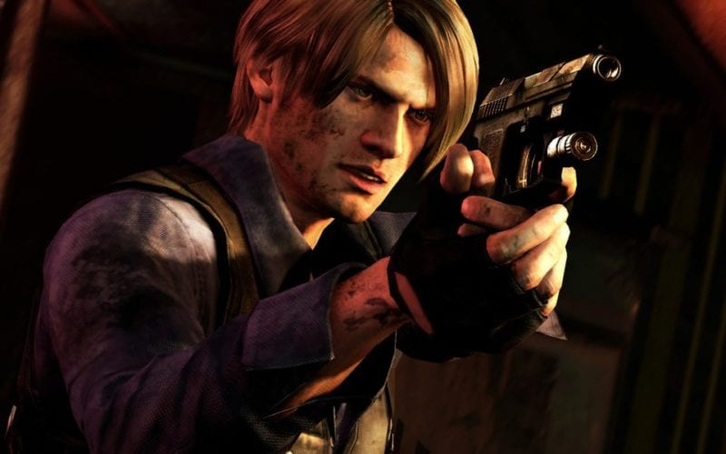 Resident Evil Cgi Movie Starring Leon Kennedy On The Way