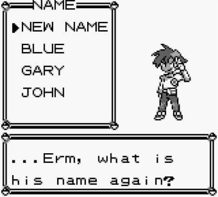 Pokemon, rival