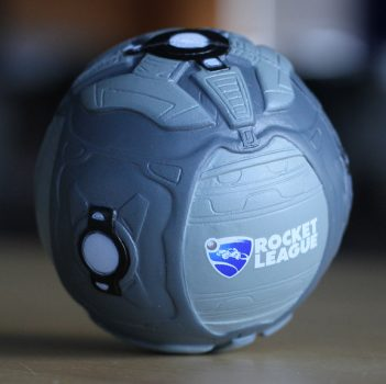 rocket league stressball