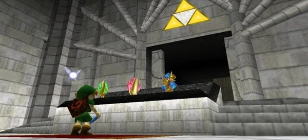 Temple of Time Zelda