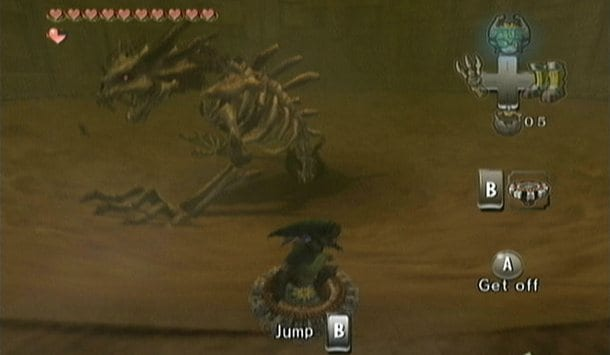 Zelda bosses Stallord