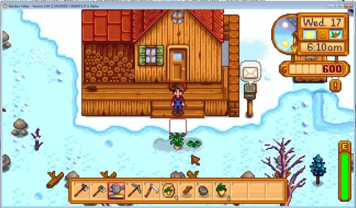 stardew valley all crops all seasons