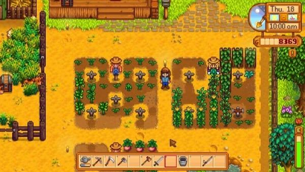 stardew valley crops