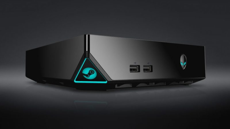 Steam Machines, steam, Alienware, Dell