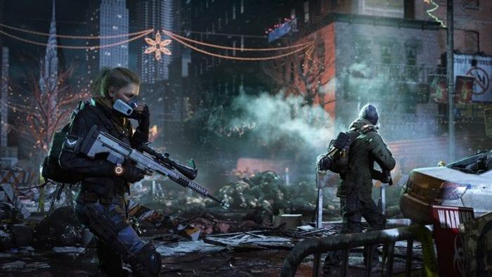 the division, incursions, dark zone supply drops