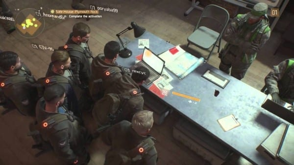 the division laptop