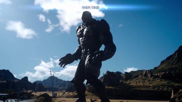 final fantasy titan