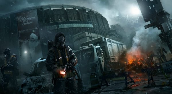 dark zone the division