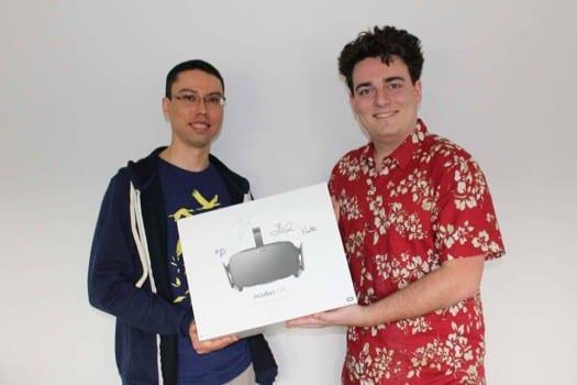 Oculus Rift Palmer Luckey