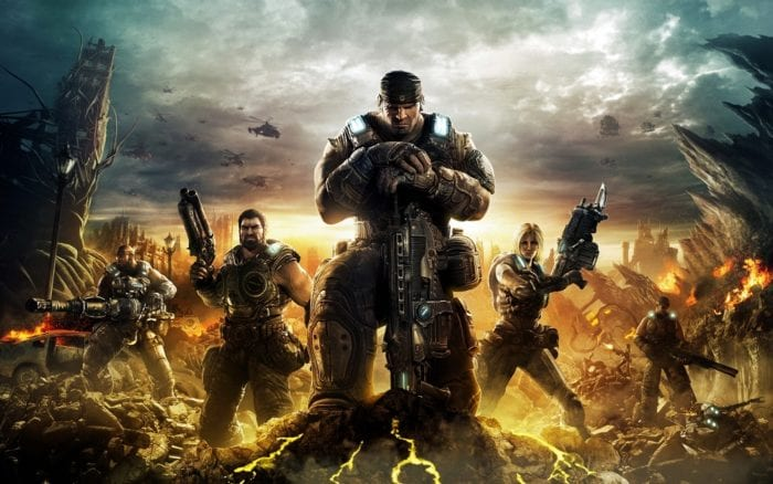 The Best Gears of War Games: All 5 Ranked