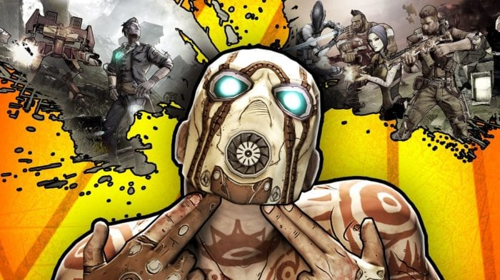 Gearbox working on a Borderlands 3