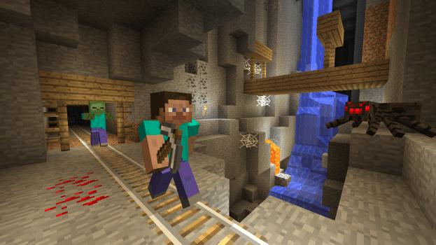Minecraft Steve - Construction Worker