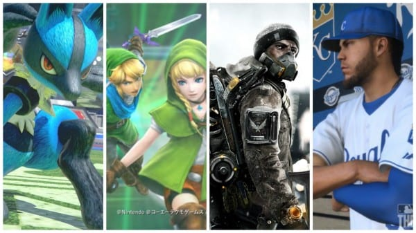 Best Games March 2016