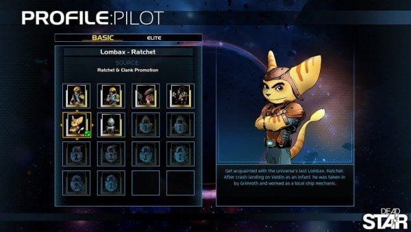 Ratchet & Clank, Dead Star