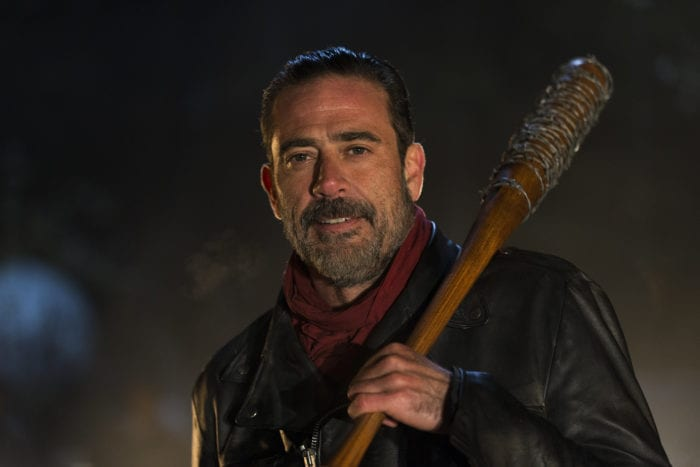 Negan The Walking Dead AMC