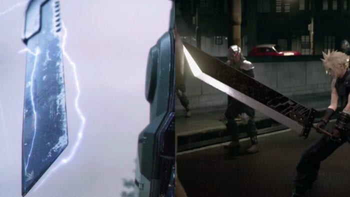 Titanfall 2 Sword