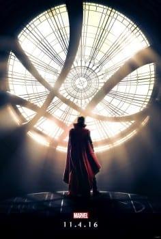 Doctor Strange, poster
