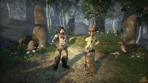 Fable II - Oak Trees & Other Promises