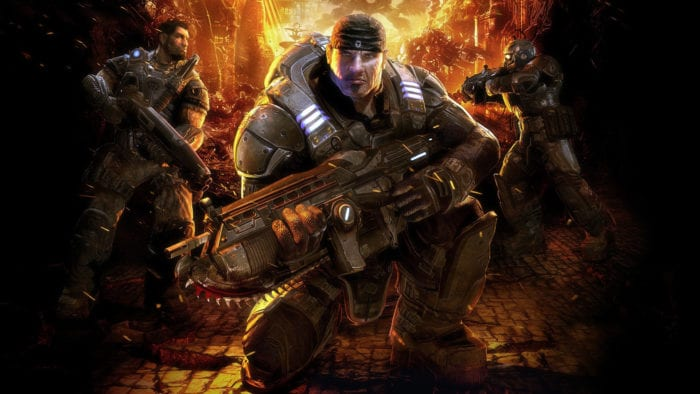 Gears of War, RTS , games, last gen, must play, cannot miss