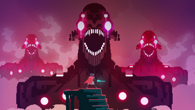 Hyper Light Drifter by Disasterpiece and Akash Thakkar