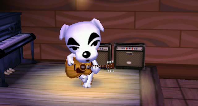 KK Slider Nintendo Character