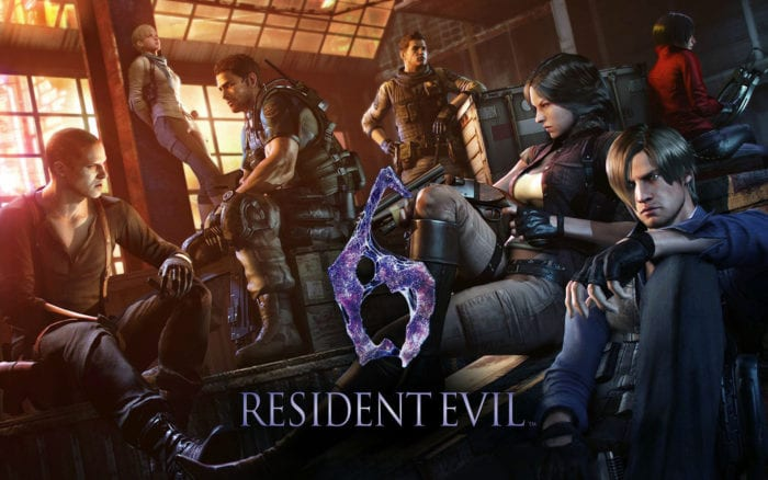 Resident Evil 6 Ps4 Review