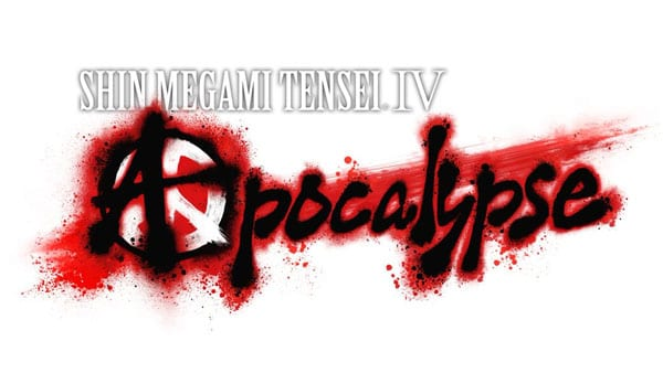 Shin Megami Tensei IV, SMT, Apocalypse, 3DS, release date, north america
