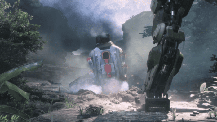 Titanfall 2, EA, announcement