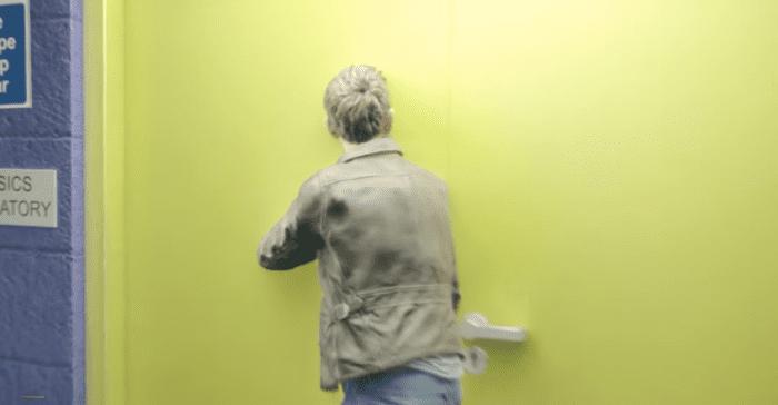 Quantum Break Door