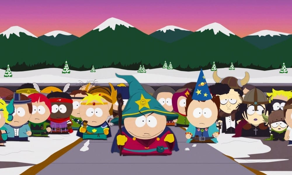 South Park Stick of Truth, , games, last gen, must play, cannot miss, funniest games